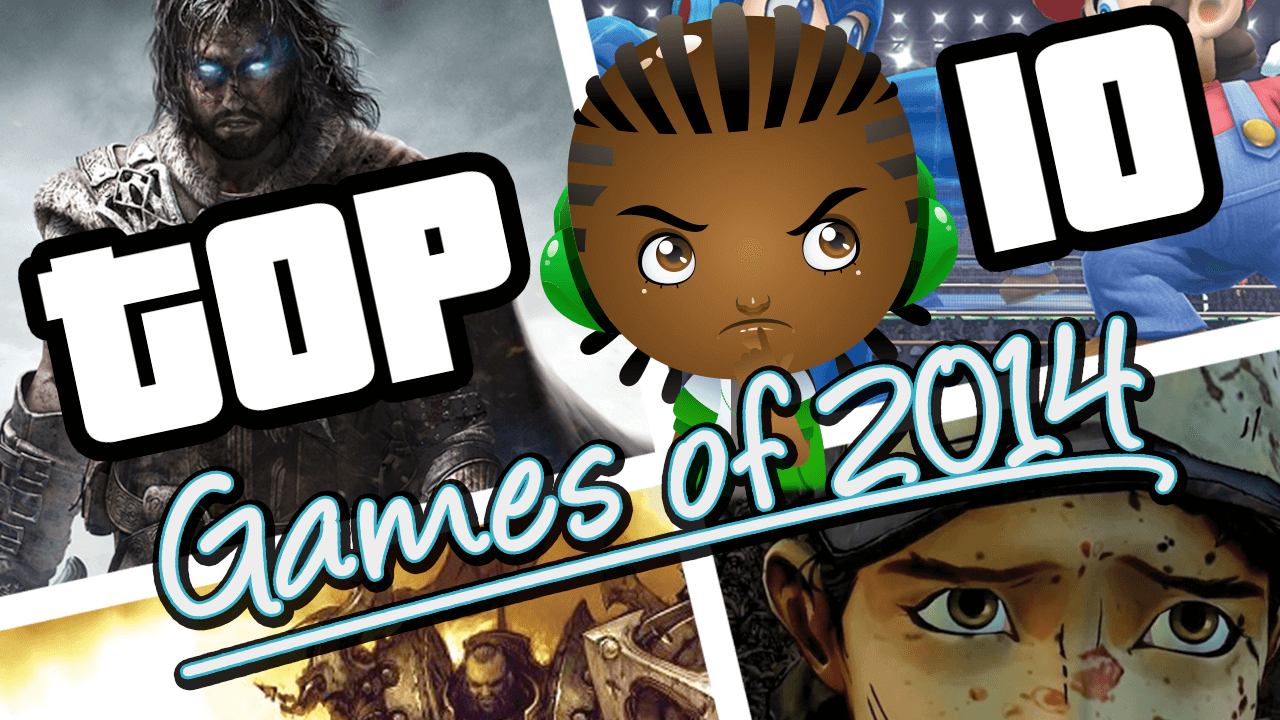 Top 10 Games of 2014