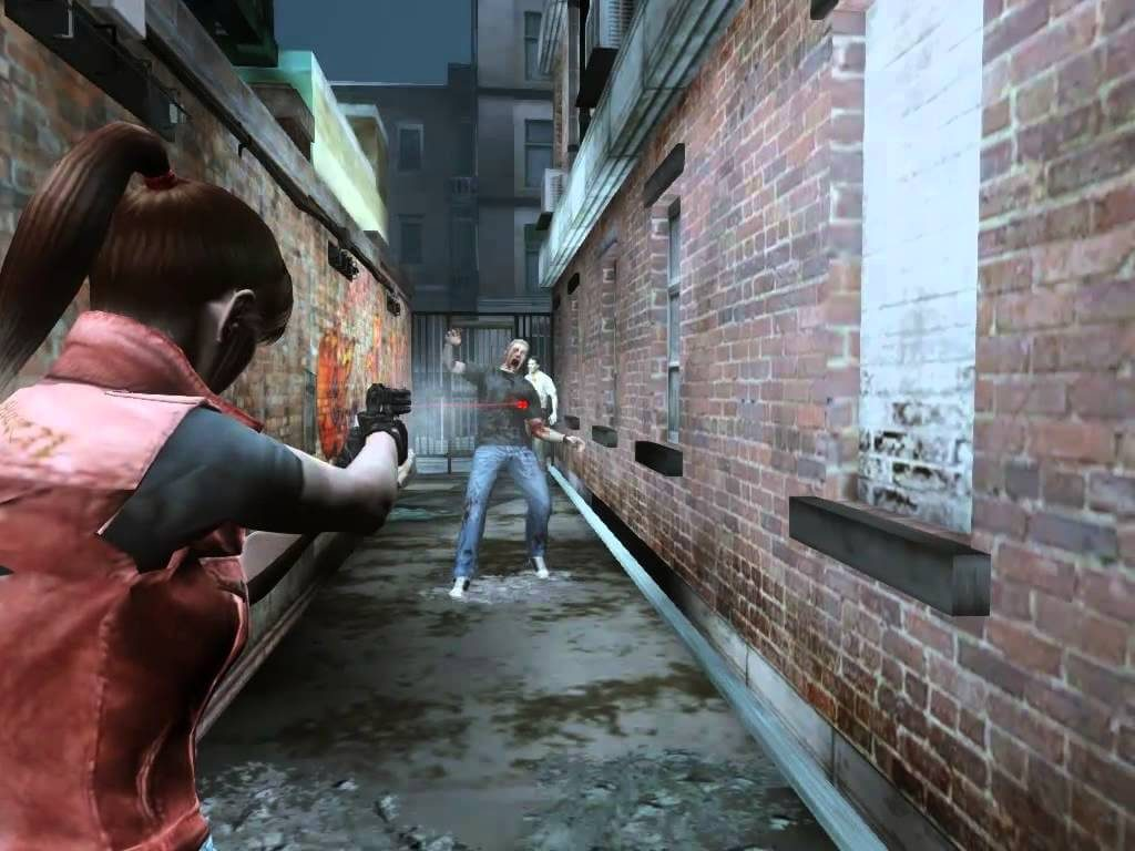 Resident Evil 2 Restructure