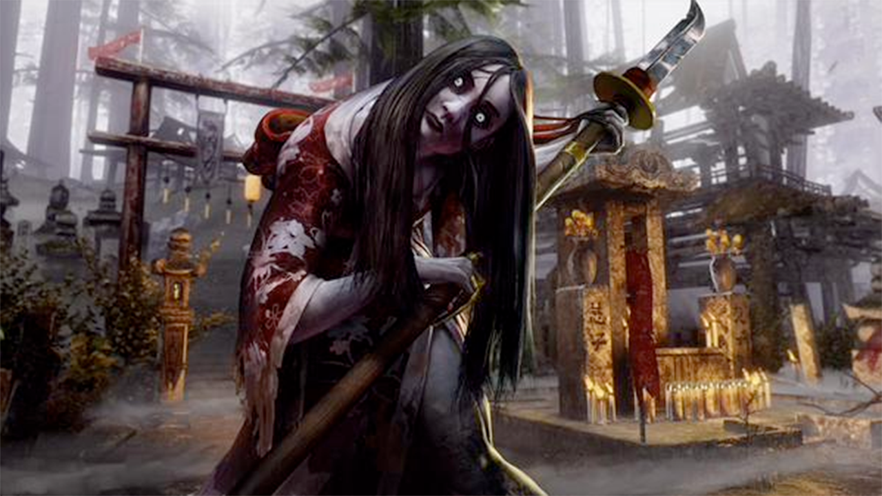 Killer Instinct New character Hisako for Season 2
