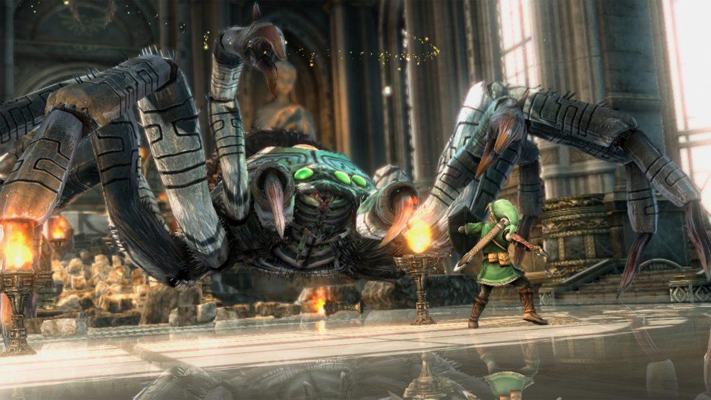 The Legend of Zelda Wii U delayed until 2016