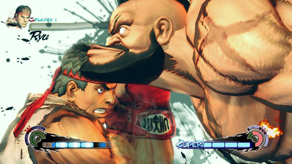 Ultra Street Fighter IV PS4 Edition to hit PS Store Next Month