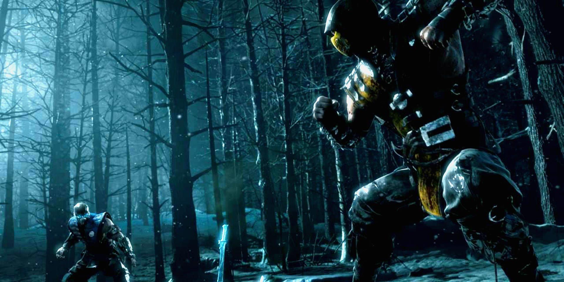 Mortal Kombat X breaks UK record