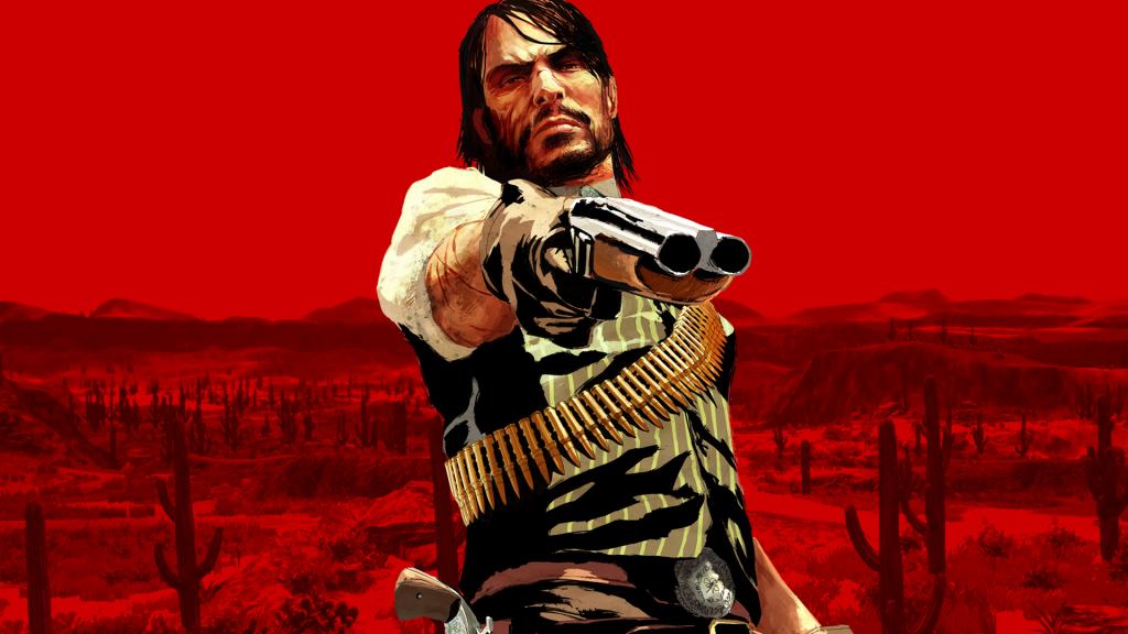 Red Dead Redemption Top 10 Remarkable Games by Rockstar Games