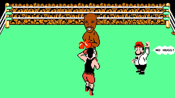 Fight of the Century: Recreated Mayweather-Pacquiao Punch-Out Game!!!
