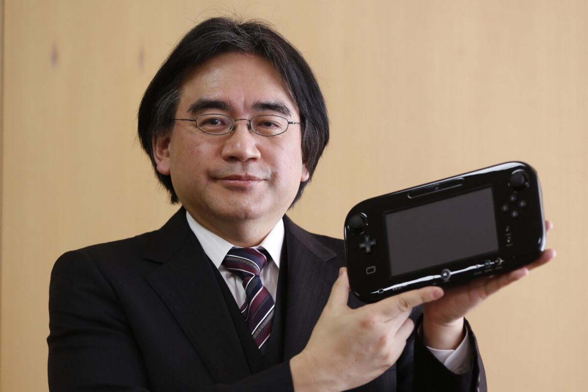 55-Year Old Nintendo President Satoru Iwata Satoru Iwata Passes Away