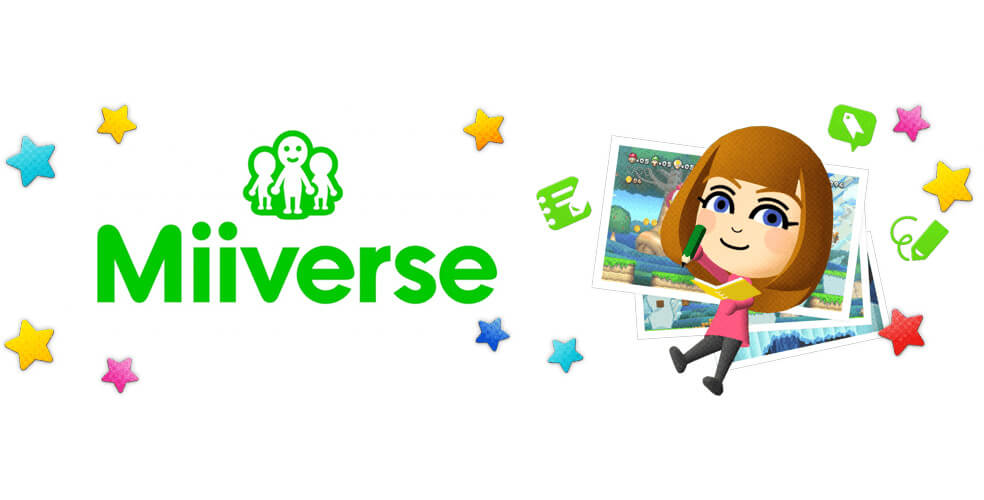 Major Redesigning of 3DS, Wii U, PC Miiverse