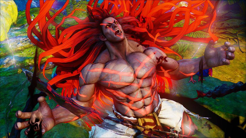 Necalli, the New Character of Street Fighter 5 Revealed
