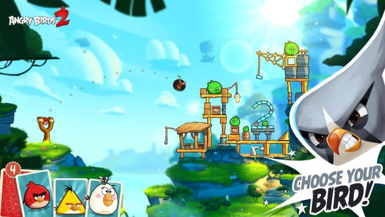Angry Birds 2 Reaches Ten Million Downloads