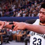 Anthony Davis Gameplay Latest NBA 2K16 Video Revealed