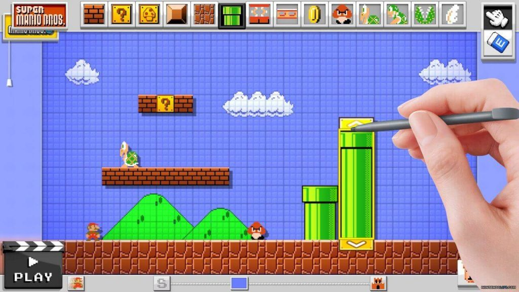 Super Mario Maker Supports 70 Amiibo Figurines