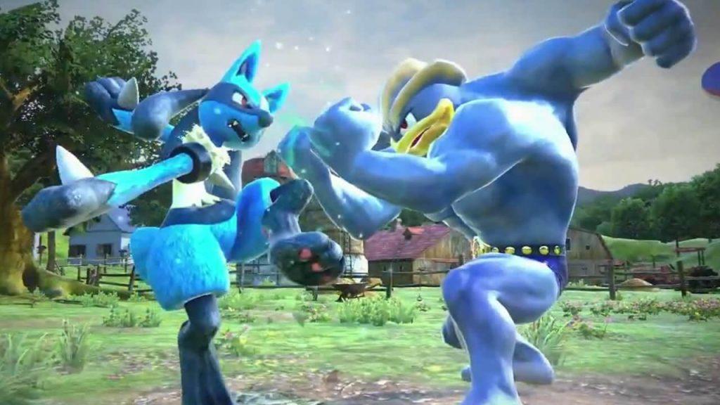 Pokken Tournament Coming to Wii U