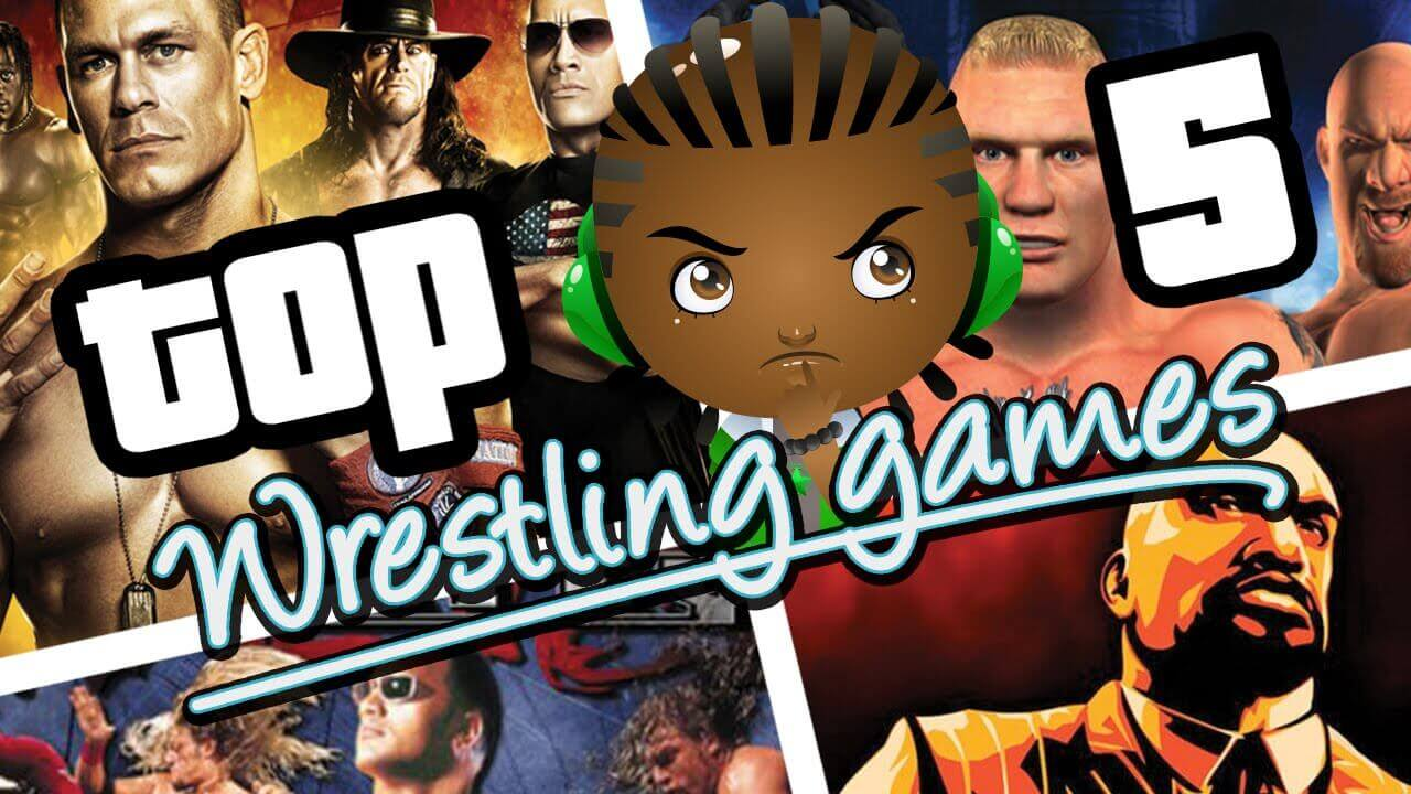 Top 5 Wrestling Video Games
