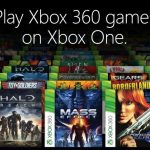 Xbox One's Full List of Backwards Compatible Games