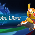 Lucha Libre Pikachu's Electrifying Move in Pokken Tournament Video