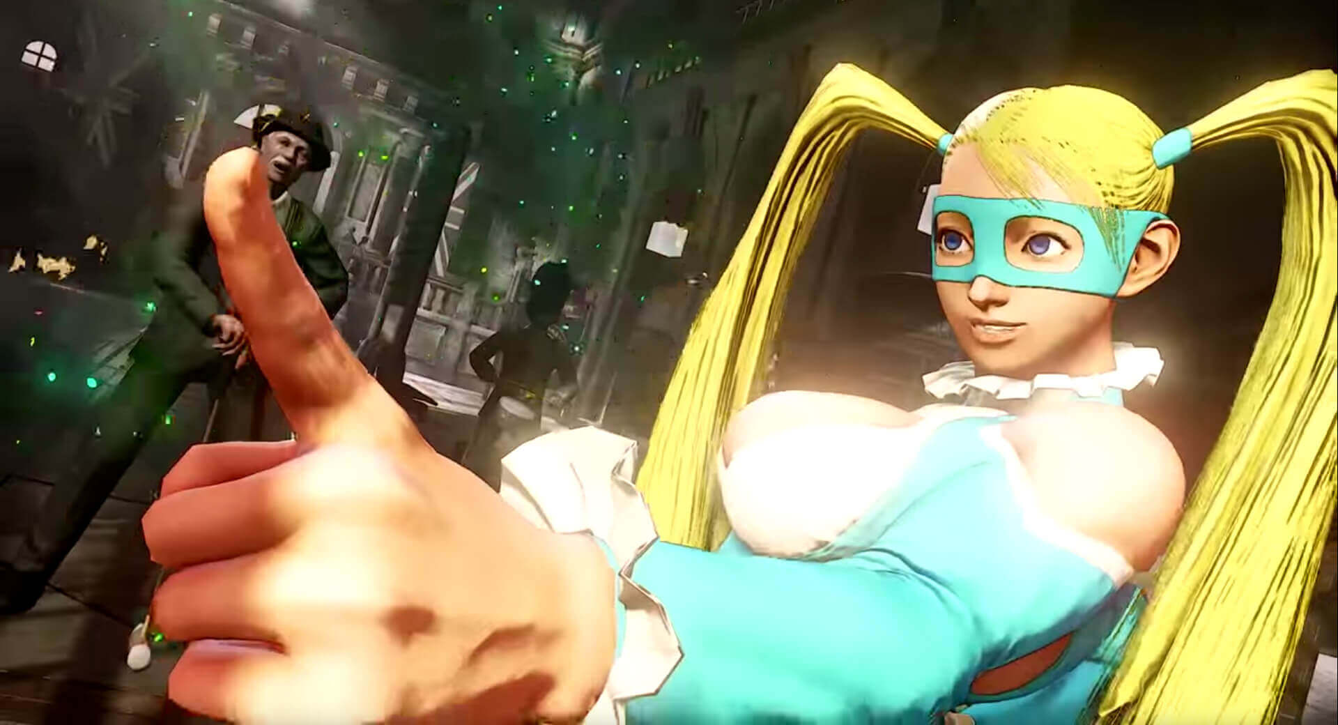 Rainbow Mika Joins Street Fighter 5 Roster