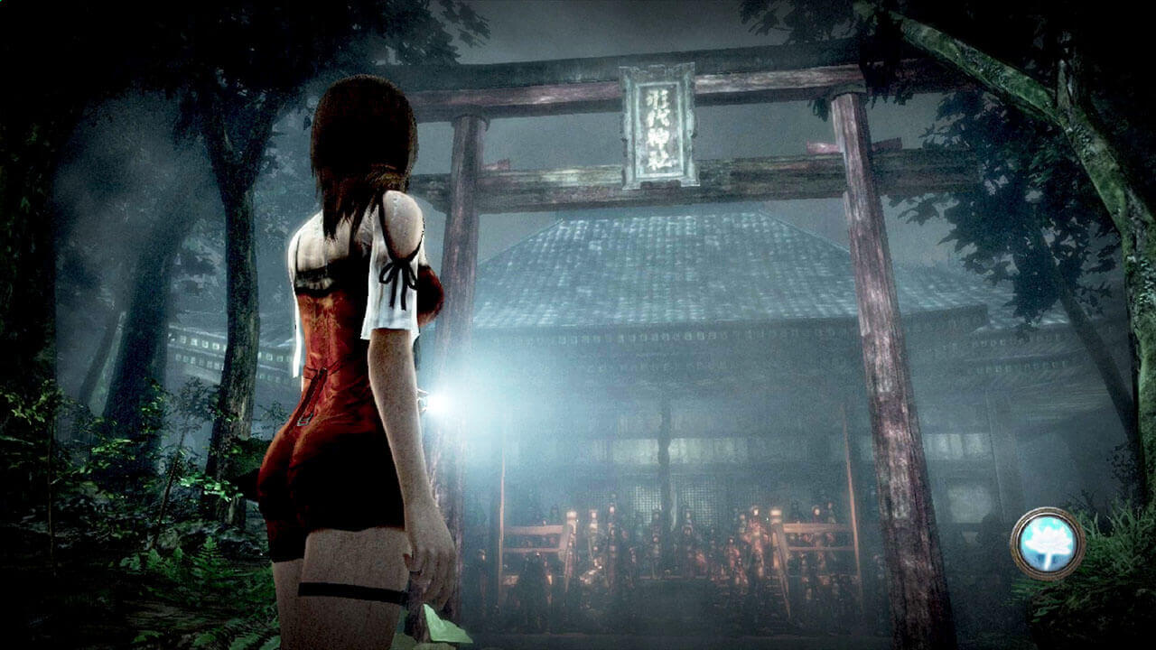 Fatal Frame Wii U : Wii u s new fatal frame is it too big for some consoles