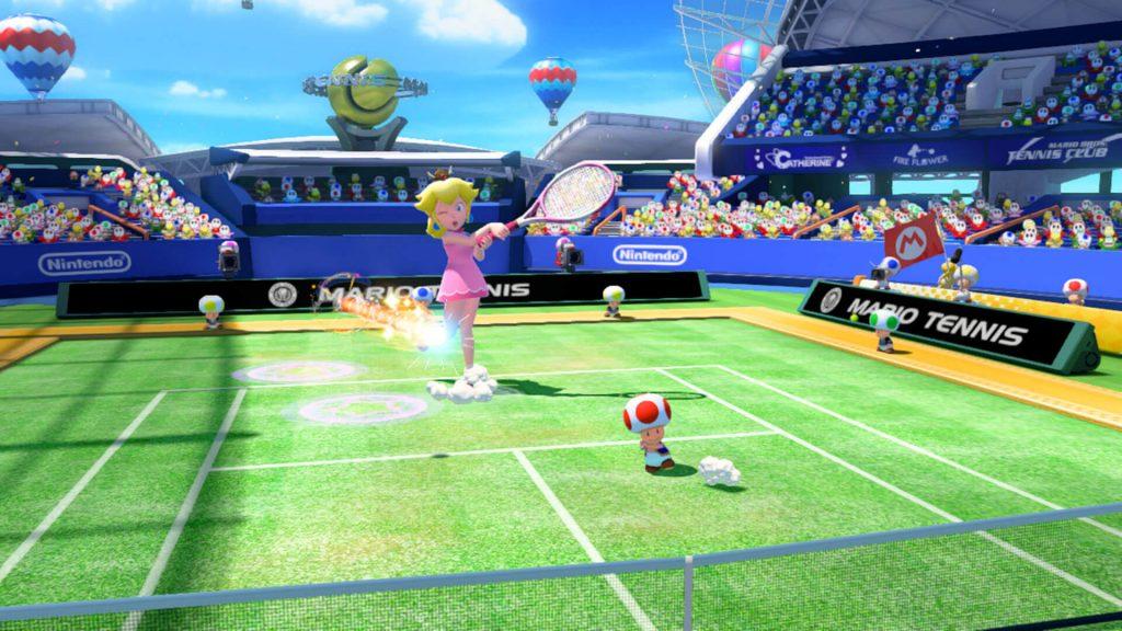 Mario Tennis Ultra Smash Coming to Wii U