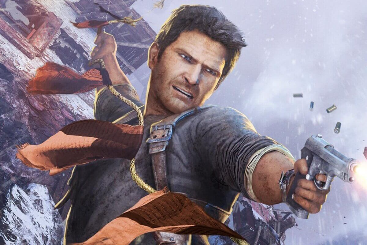 PS4 Collection Uncharted File Size of Over 40GB