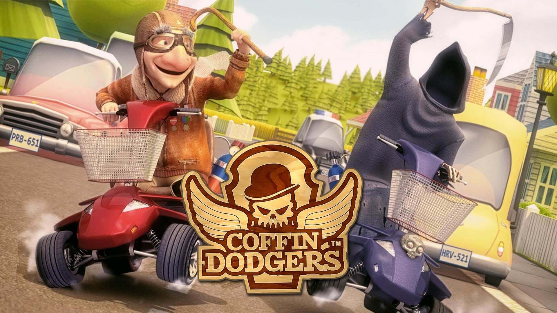 The Coming of Coffin Dodgers to Xbox One and PS4 in Early 2016