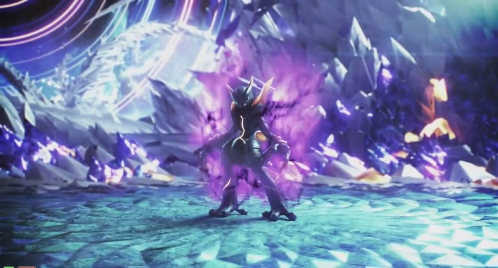 Pokken Tournament Consists of a New Dark Mewtwo