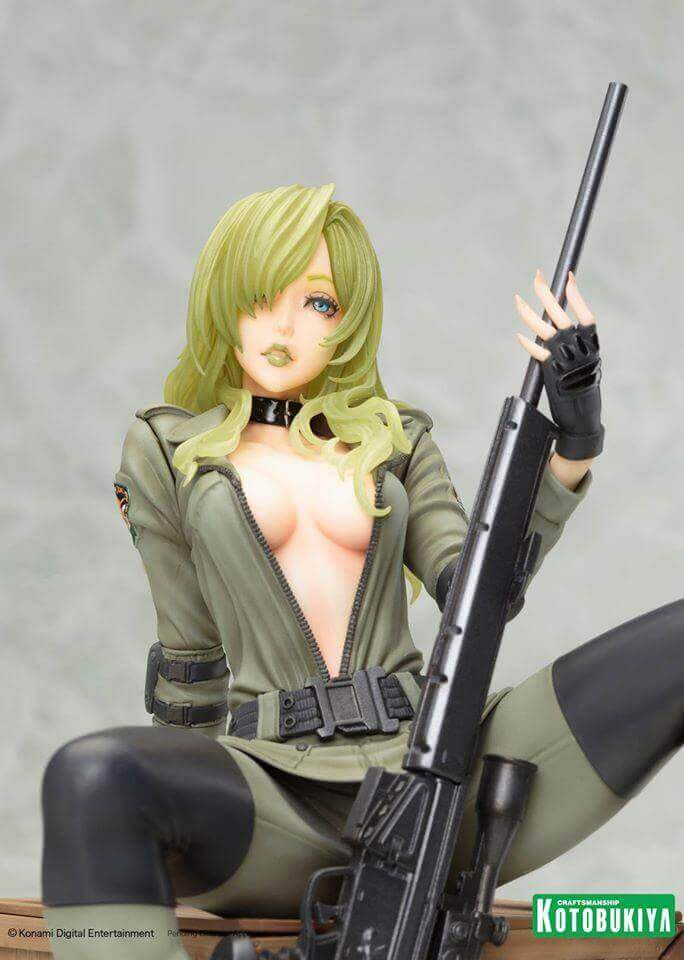 The Most Awaited Revelation of Sniper Wolf