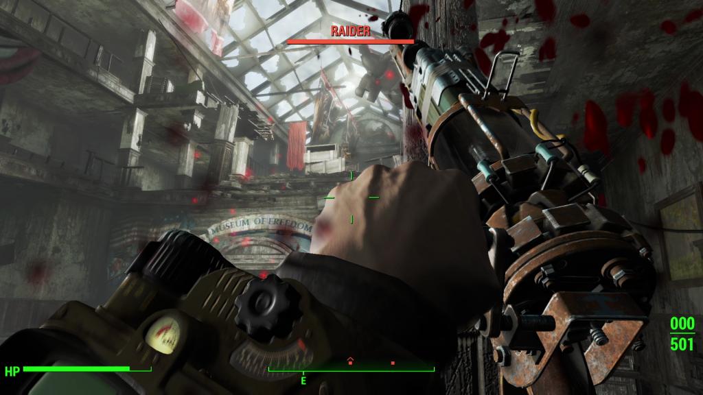 Leaked Fallout 4 PS4 Screenshots