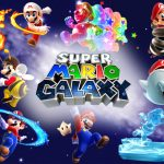 The Rate of Super Mario Galaxy by Wii U