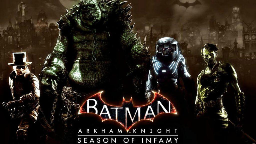 New Batman Arkham Knight DLC on PC, Out Now