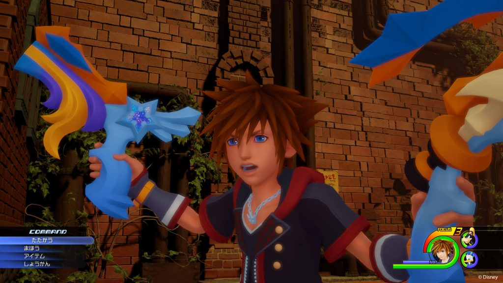 Kingdom Hearts 3 Gameplay: What's New in Trailer?
