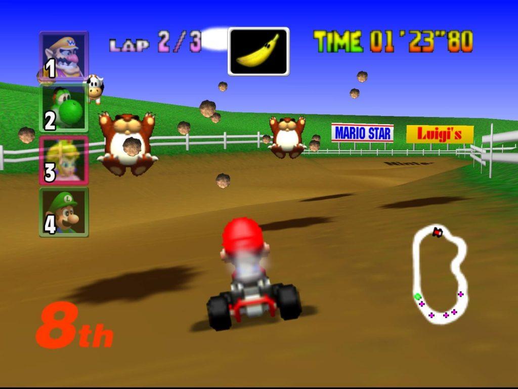 Mario Kart 64 To Wii U Virtual Console This Week