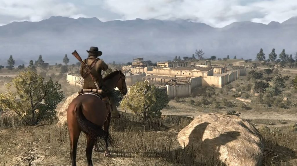 Red Dead Redemption On Xbox Was Made in Error, Removed
