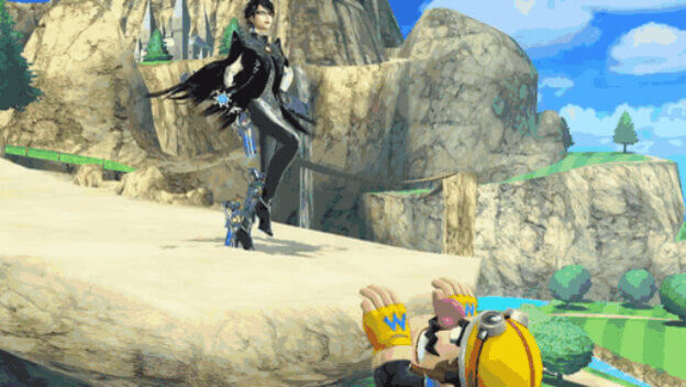 Smash Update: Bayonetta, Fire Emblem Fates DLC Arriving Next Week