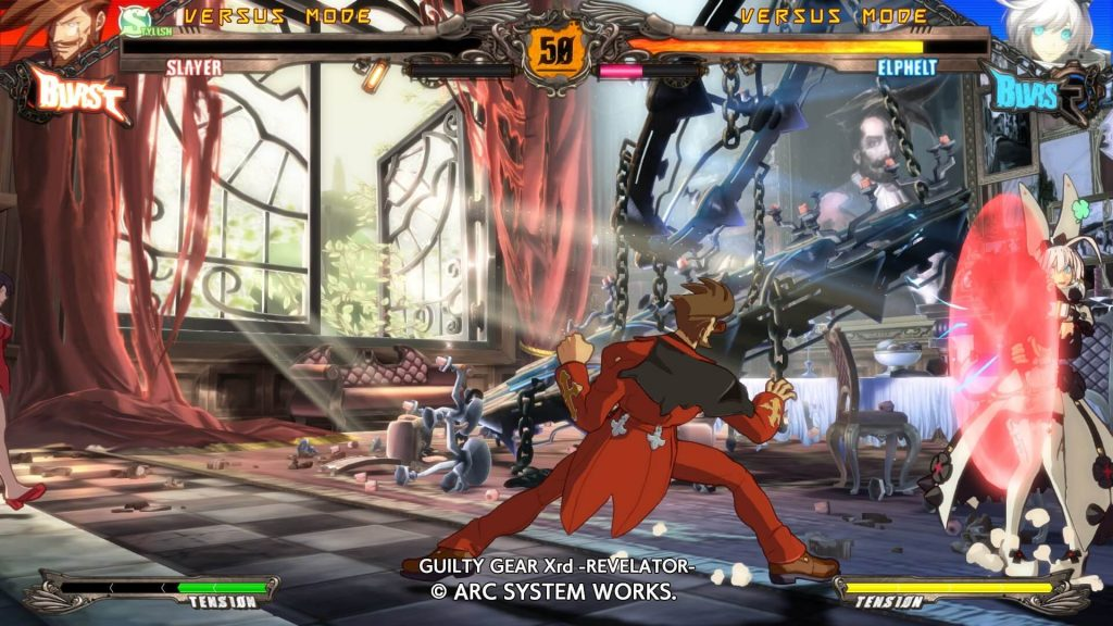 Guilty Gear Xrd Revelator Welcomes Dizzy
