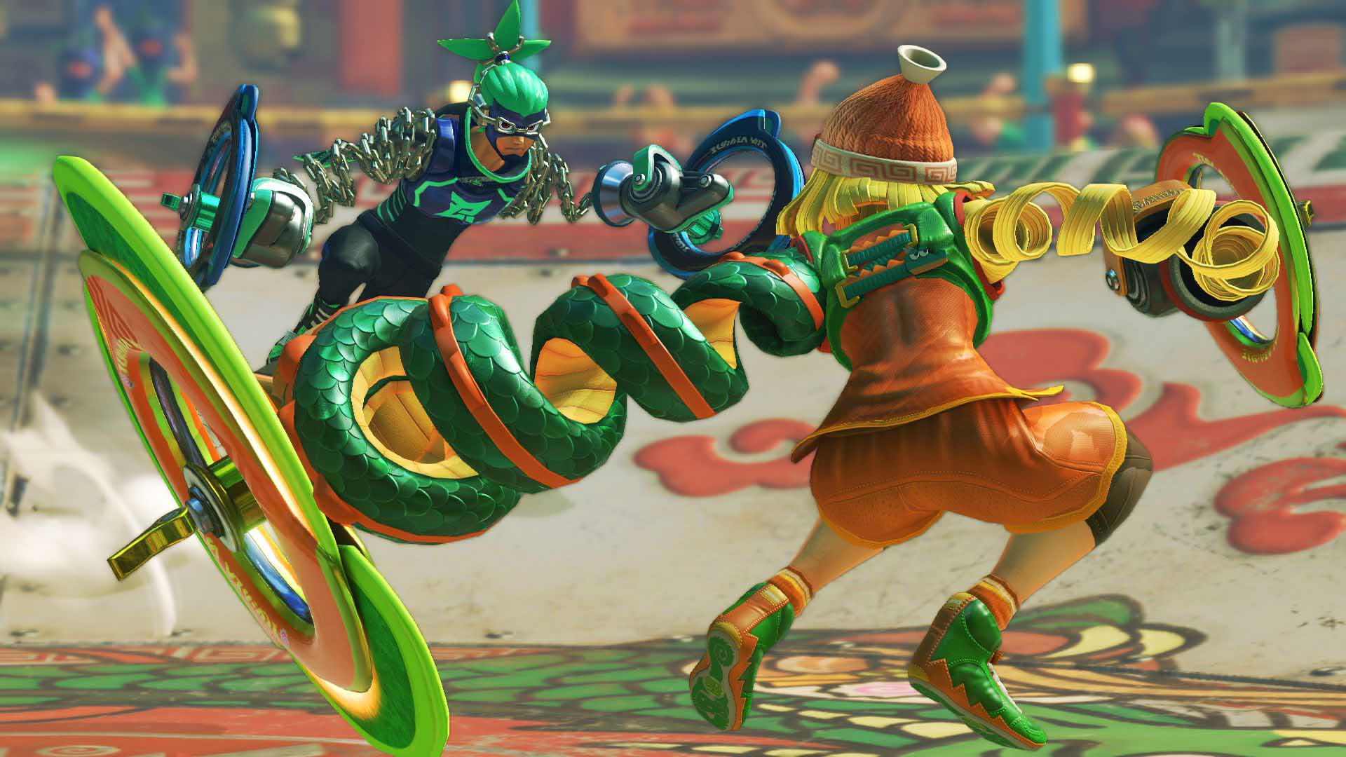 Arms – 10 Worst Negatives for the Game
