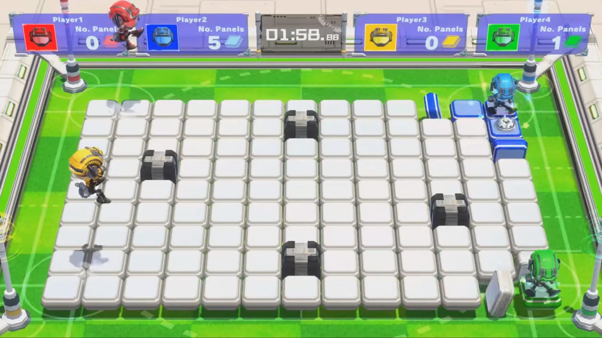 Flip Wars Released on Nintendo Switch