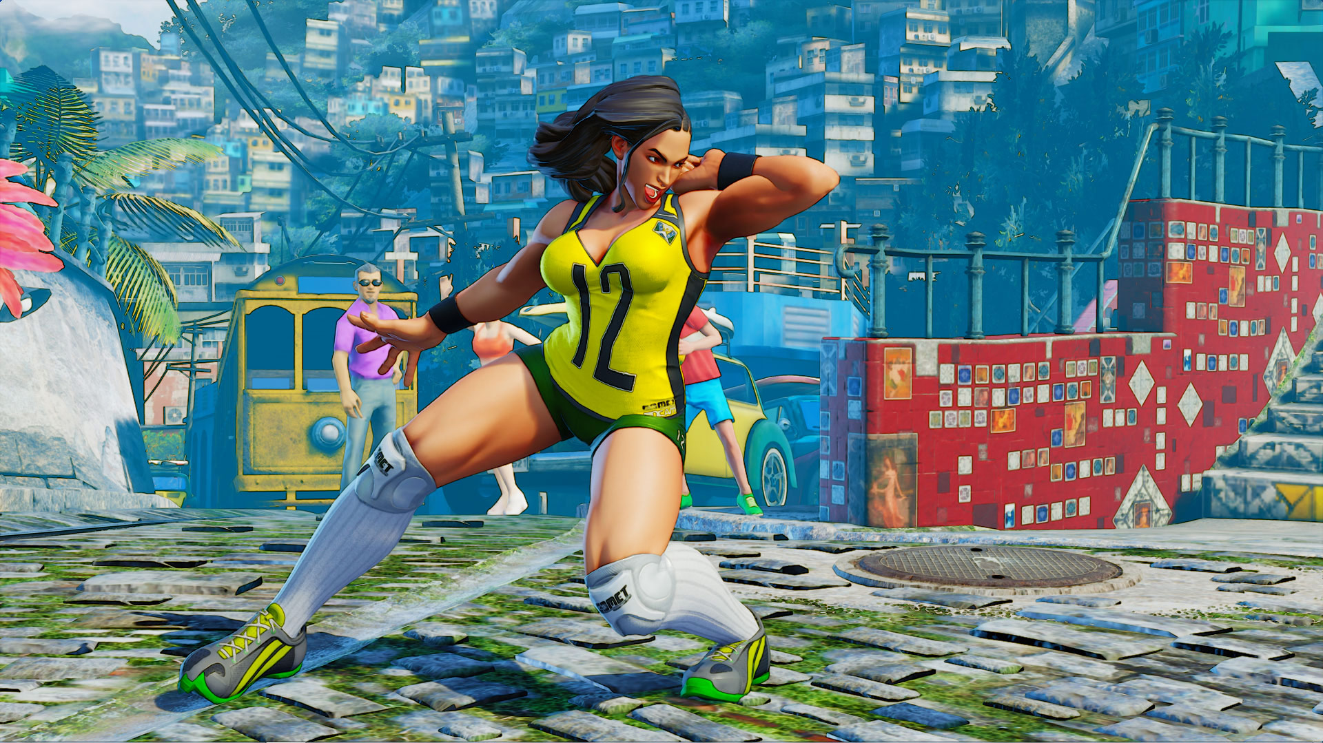 Street Fighter V Sport Outfits DLC Coming Soon