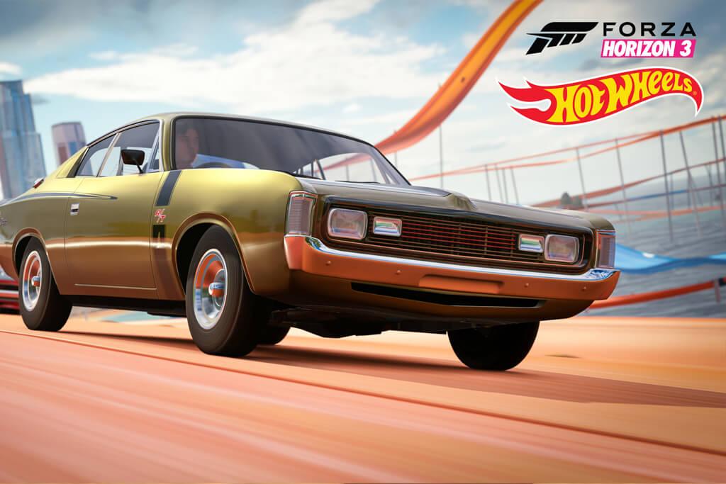 Forza Horizon 3 Hot Wheels Expansion DLC