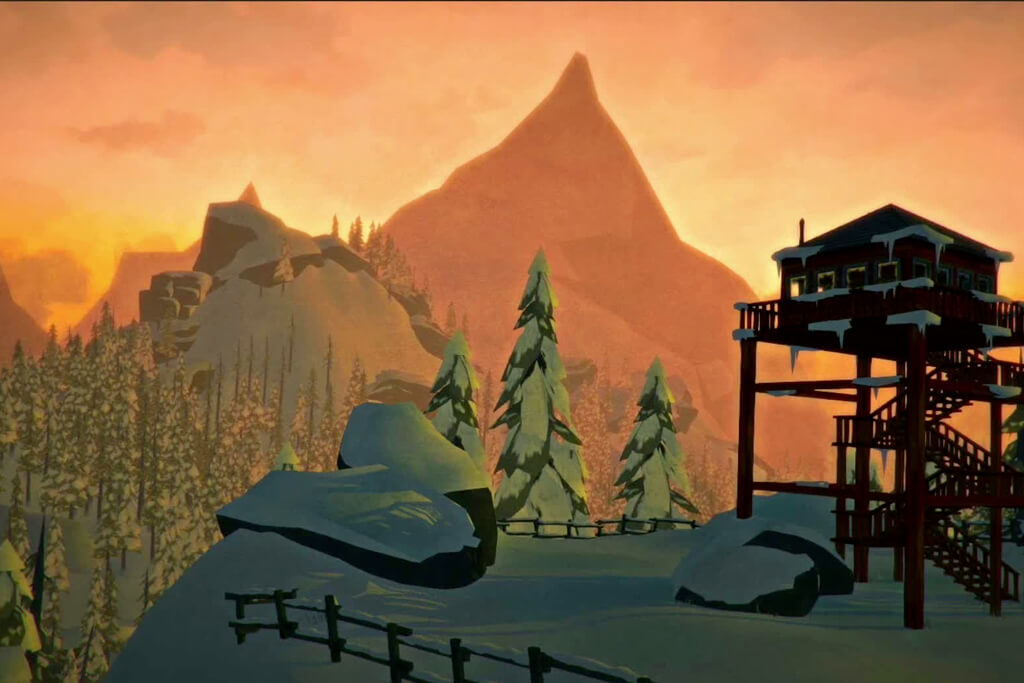 The Long Dark and New Mode coming to PS4