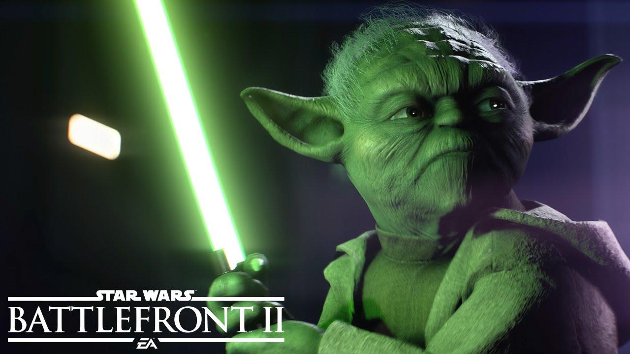 This is Star Wars Battlefront 2 Trailer