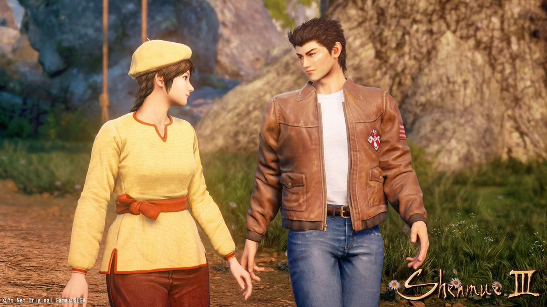 Brand New Shenmue 3 Screenshots