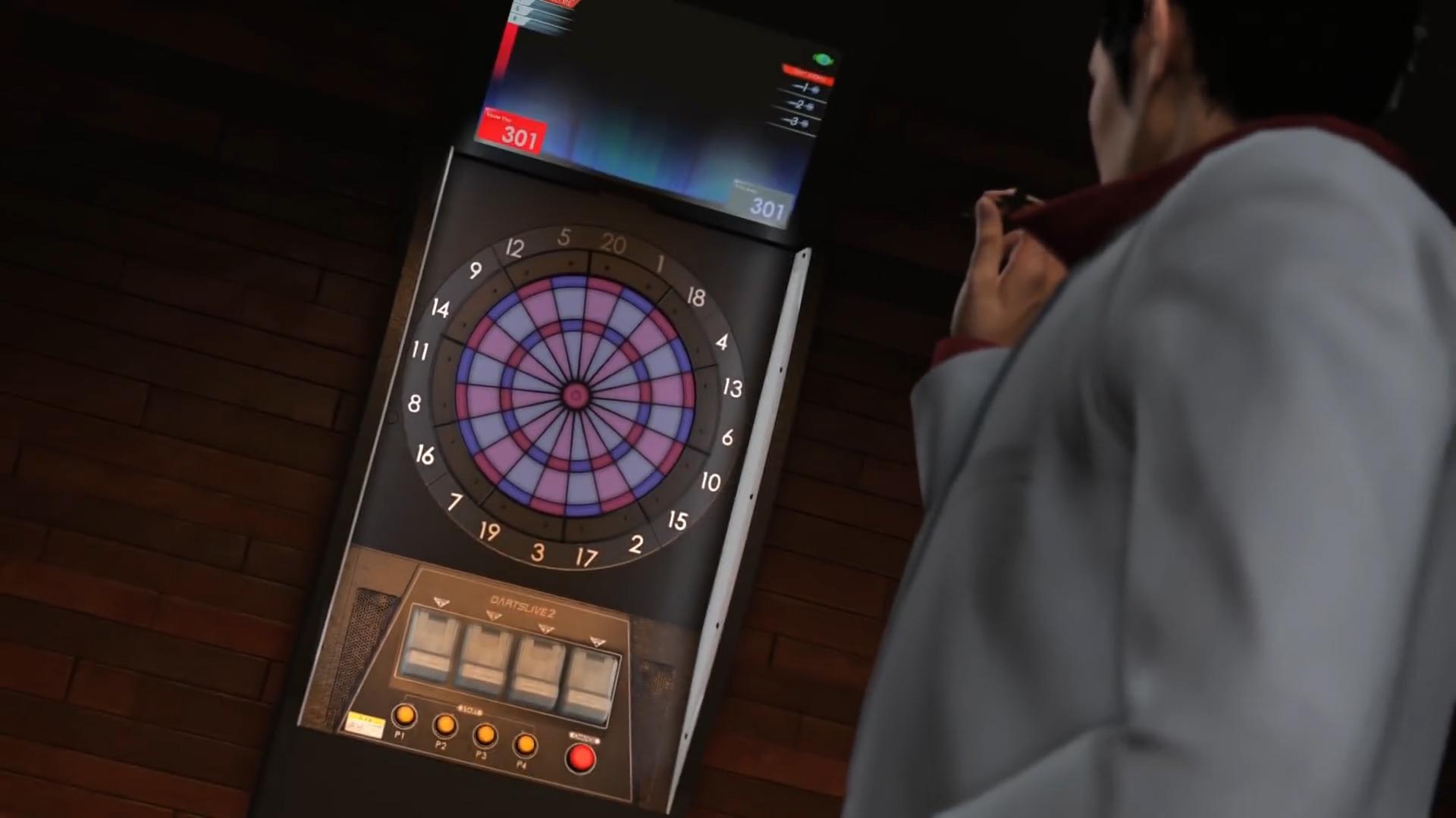 Yakuza 6 Minigames Trailer Shows Virtua Fighter 5