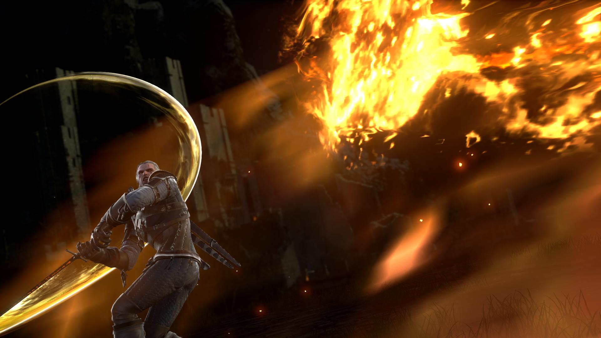 Geralt of Rivia coming to SoulCalibur 6
