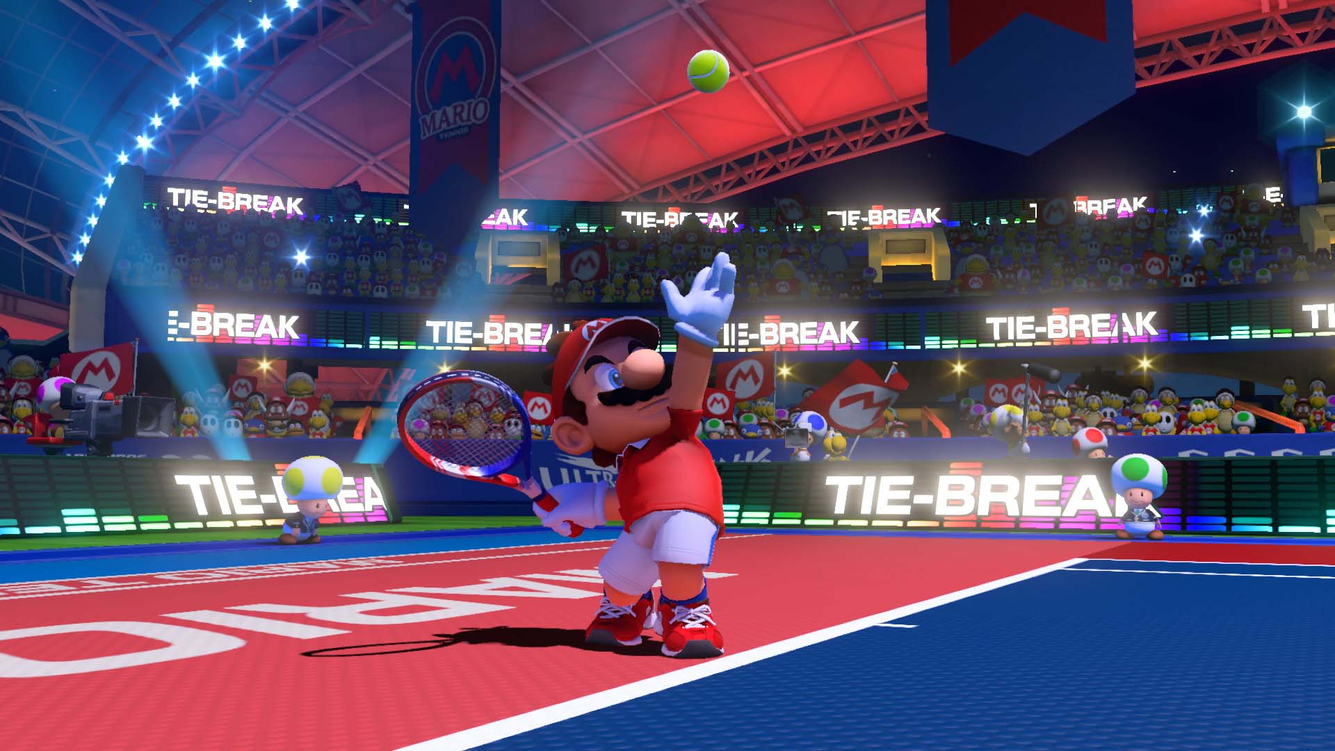 Mario Tennis Aces Pre-Launch Online Tournament Coming In June 2018