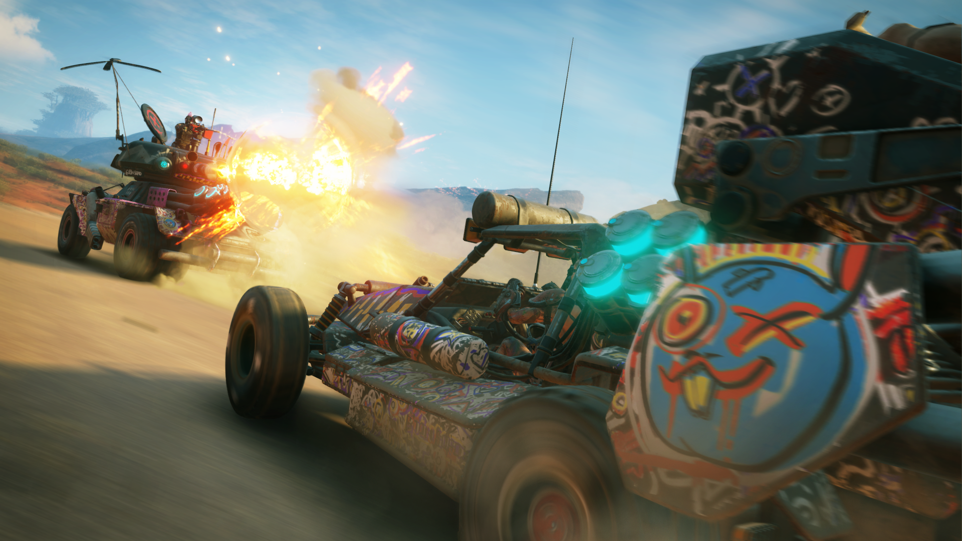 RAGE 2 coming in 2019