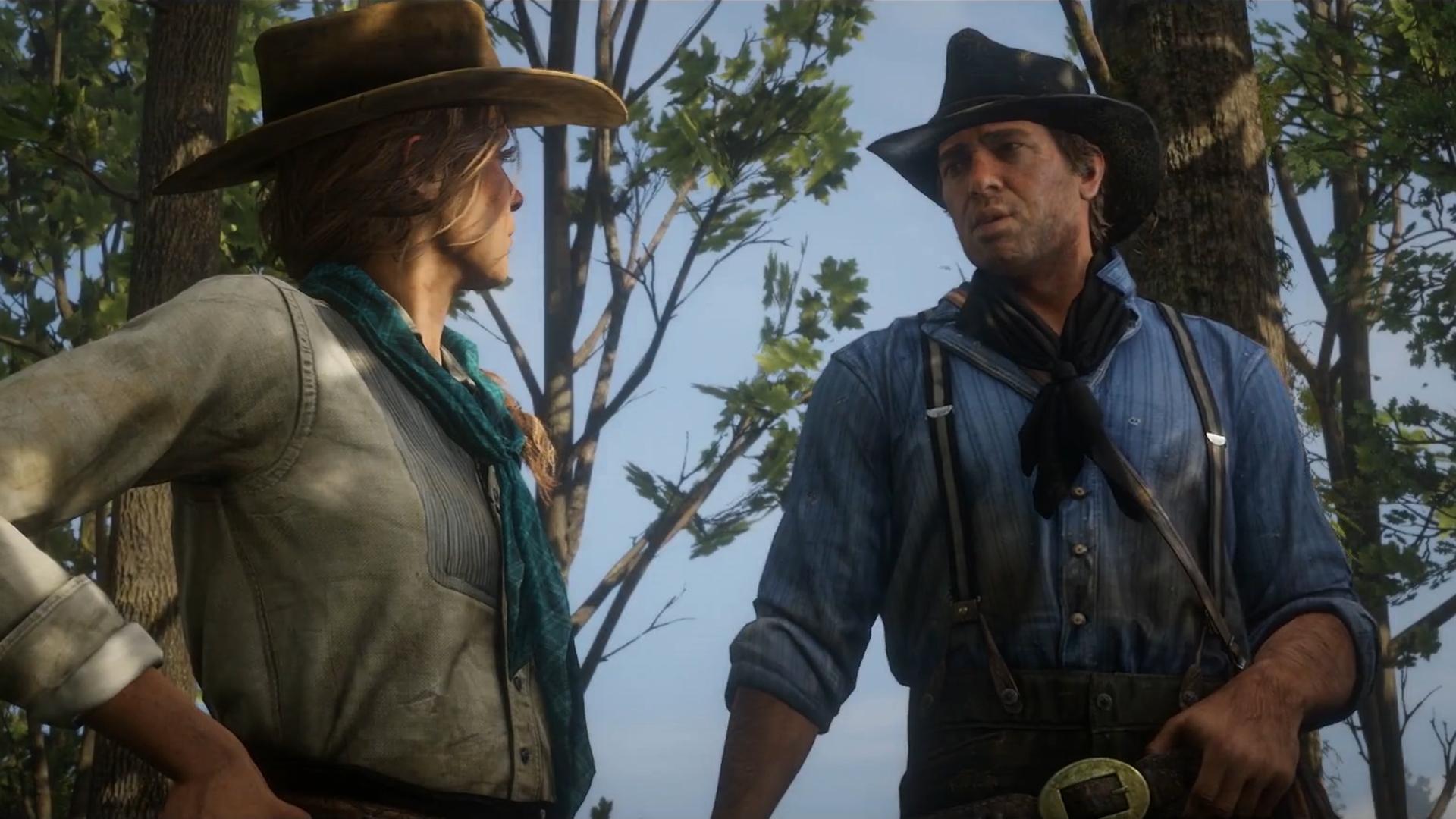 Red Dead Redemption 2 Trailer Number 3 Reaction