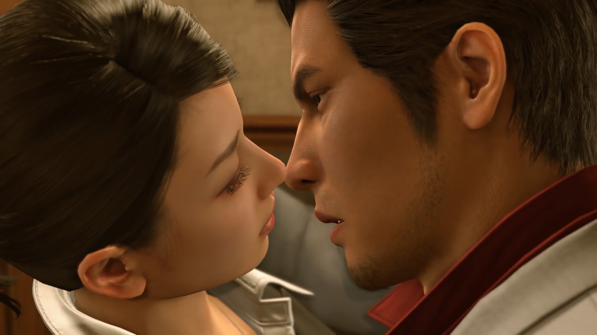 Yakuza Kiwami 2's Brand New Trailer Dives Into A 'Forbidden Romance'