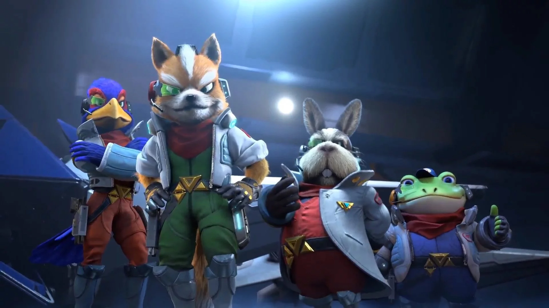Starlink Is Way More Star Fox Than You Would Think
