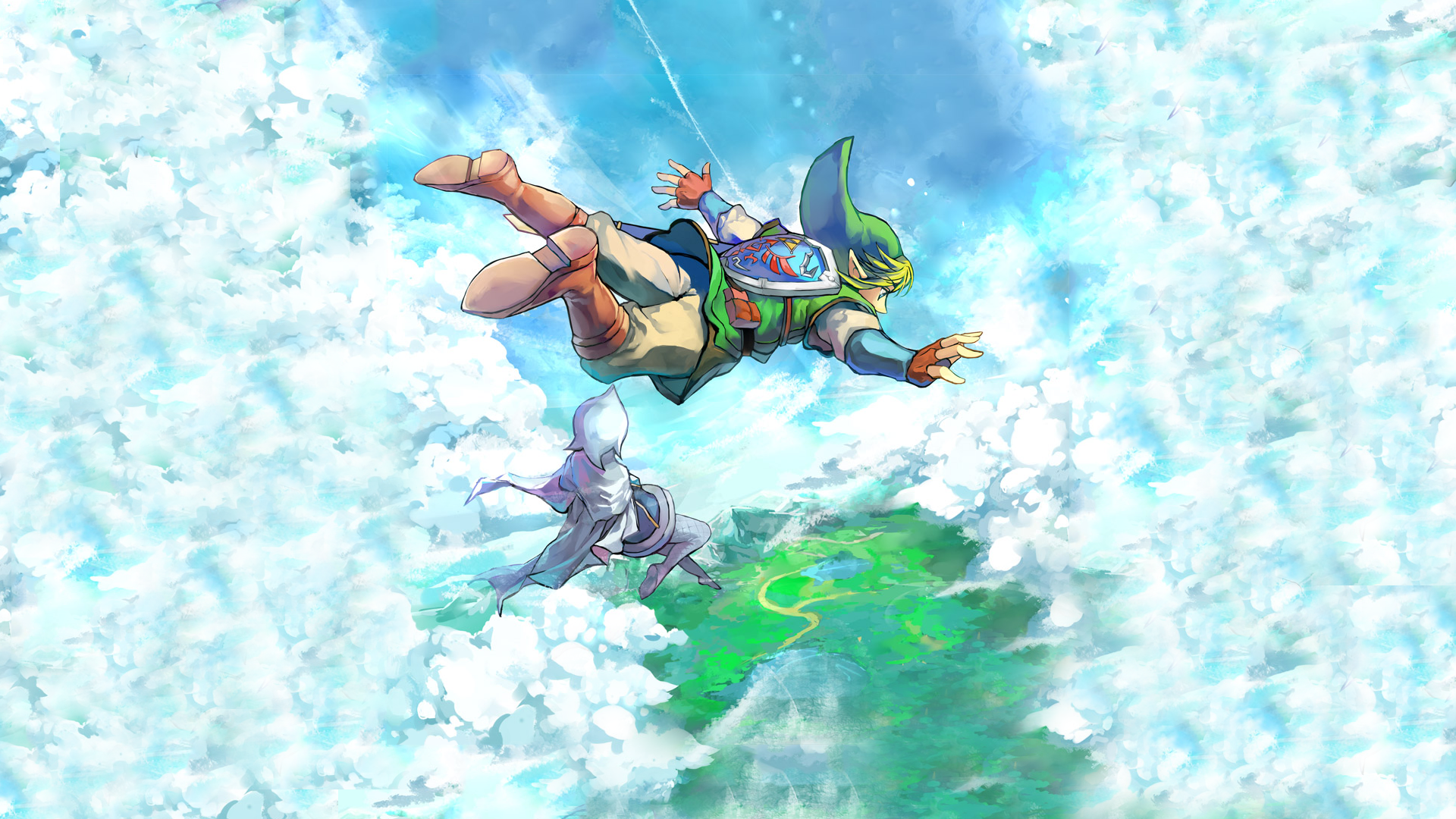Will they or Won't They? Skyward Sword On Switch