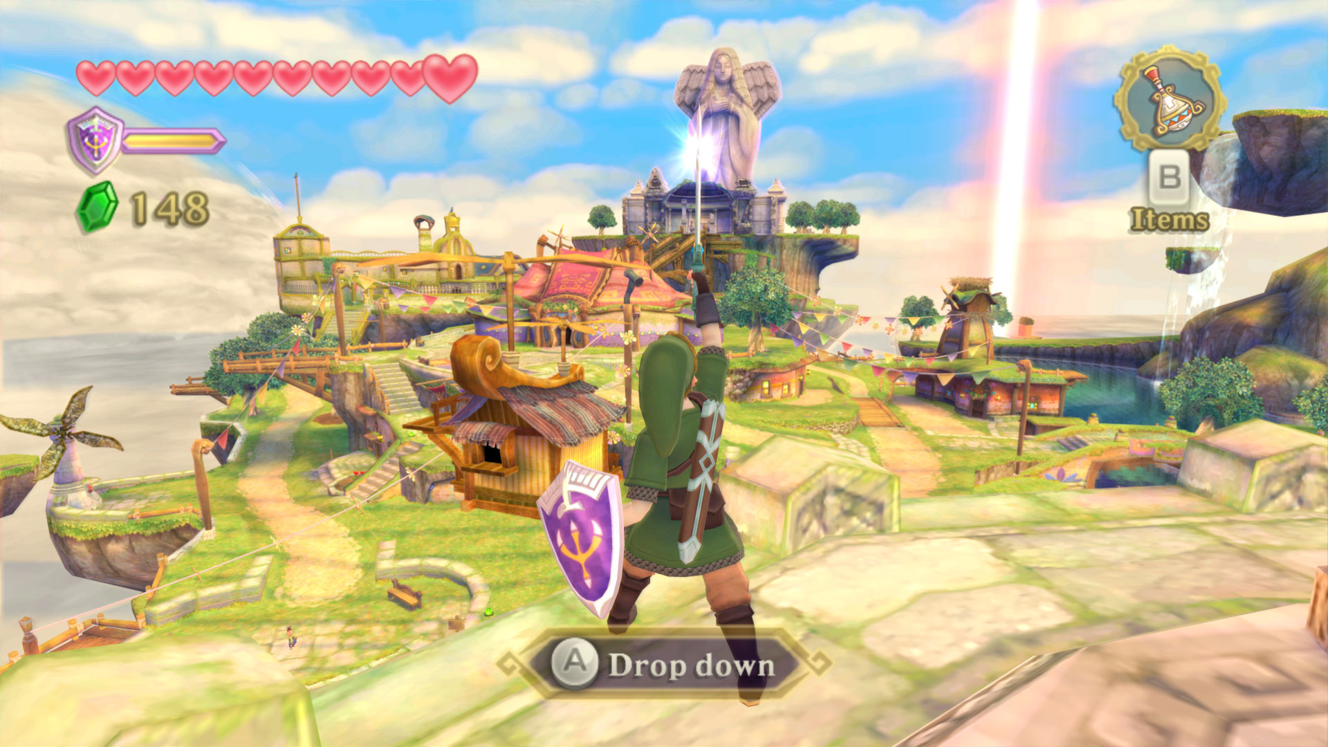 Will they or Won't They? Skyward Sword On Switch - URBAN
