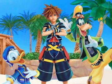Kingdom Hearts III Is Nearly Here